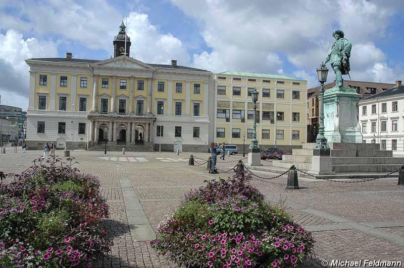 Göteborg Adolfsplatz