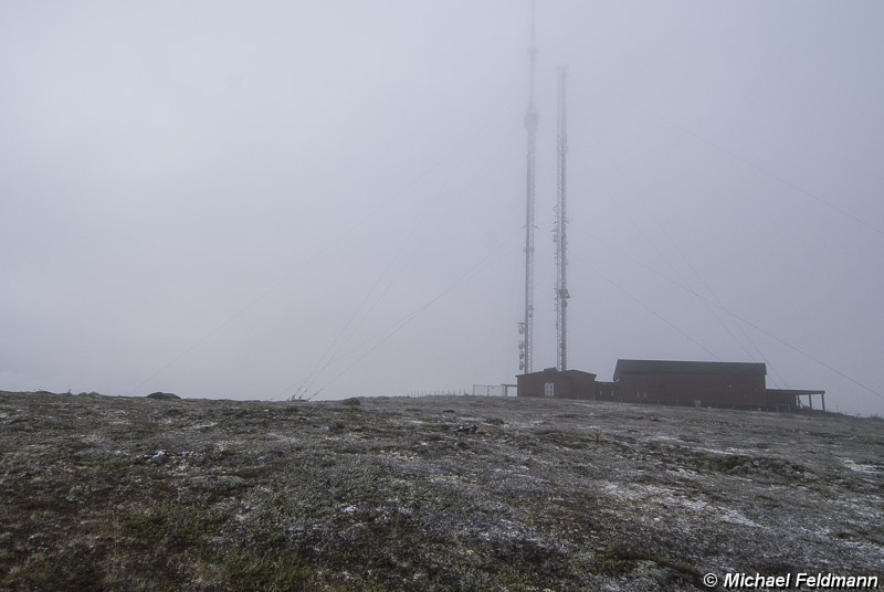Dundret Radiostation