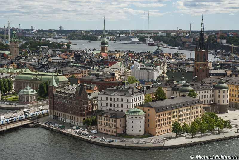 Stockholm Altstadt